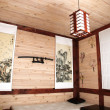 Classic japan interior — Stock Photo #4894295