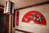 Classic japan interior — Stock fotografie