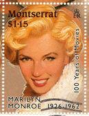 Marilyn monroe — Stock fotografie