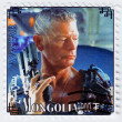 Постер, плакат: Actor Stephen Lang as Colonel Miles Quaritch from Avatar film