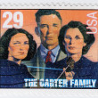 Постер, плакат: The Carter Family is an american country singers
