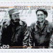 Fidel Castro (L) and Che Guevara — Stock Photo #5149428