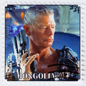 Actor Stephen Lang as Colonel Miles Quaritch from Avatar film — Stock Photo