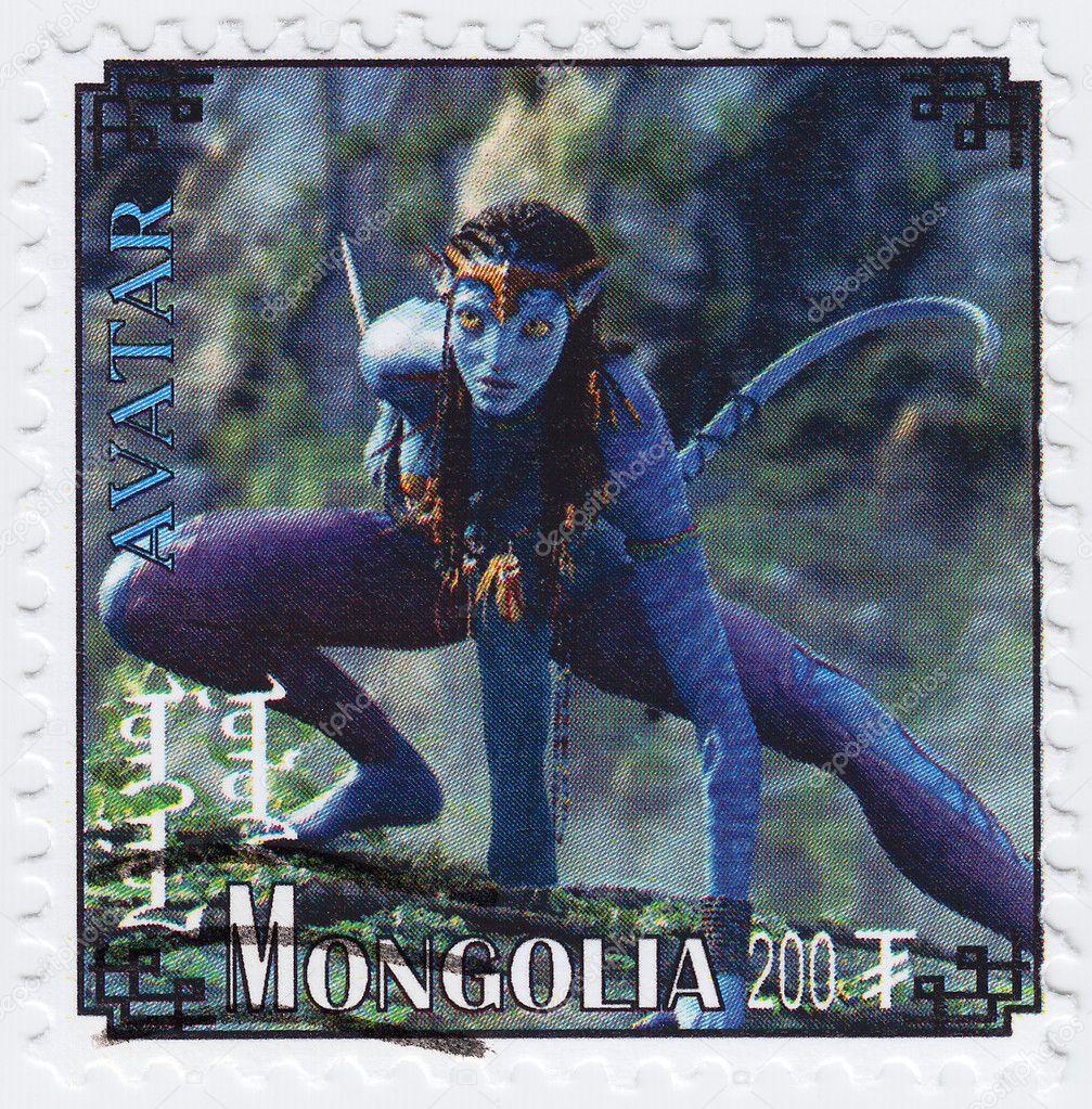 Avatar 2 X 12: Zoe Saldana Como Neytiri De La Película Avatar