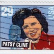 Patsy Cline is an american country  and western singe - Stockfoto