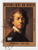 Rembrandt harmenszoon van rijn — Stockfoto