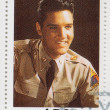 Elvis Presley — Stock Photo #5189971