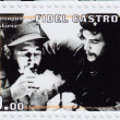 Fidel Castro and Che Guevara — Stock Photo #5190024