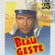 Gary Cooper in Beau Geste - Stock Photo