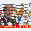 Theodor Seuss Geisel — Stock Photo