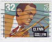 Glenn Miller — Stock Photo