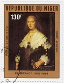 Maria Trip of great renaissance artist Rembrandt — Stock Photo