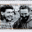 Постер, плакат: Fidel Castro and Che Guevara