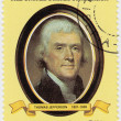 Thomas Jefferson — Stock Photo