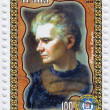 Marie Sklodowska Curie - Stock Photo