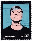 Andy Warhol — Stock Photo