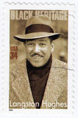 Langston Hughes — Stock Photo