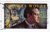 American novelist Thomas Wolfe — Stock Photo