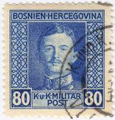 Charles I last ruler Austro-Hungarian Empire — Stock Photo