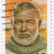 Ernest Hemingway — Stock Photo #5299763