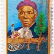 Harriet Tubman African-American abolitionist — Stock Photo