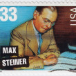 Stock Photo: Max Steiner Americhollywood composer