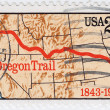 Oregon trail — Stock Photo #5301847