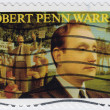 Stock Photo: Robert Penn Warren Americpoet