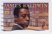 Arthur Baldwin was an American novelist — Stock Photo