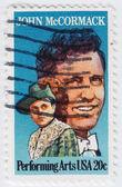 John McCormack world-famous Irish tenor — Stock Photo
