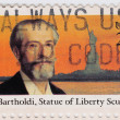F.A. Bartholdi — Stock Photo