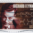 Stock Photo: Richard Feynman