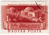 Metro v budapešti — Stock fotografie
