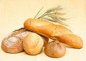 Fresh bread. — Stock Photo