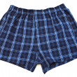 A pair of boxer shorts. - Stock Photo