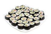 Sushi rolls. — Foto de Stock