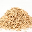 Wood shavings — Stock Photo #4898757