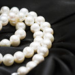 Royalty-Free Stock Photo: White pearls