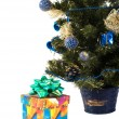 New year tree. — Stock Photo #4484246