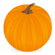 Pumpkin — Stock Vector #3950426