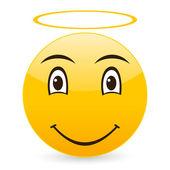 Smile emoticon 12 — Stock Vector