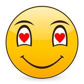Smile emoticon 14 — Stock Vector