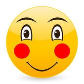 Smiley uśmiech 20 — Wektor stockowy