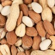 Royalty-Free Stock Photo: Nuts background 4