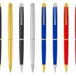 Ballpoint pen 6 — Stock Vector #4834774