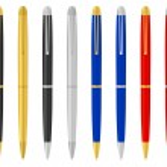 Ballpoint pen 6 — Stock Vector
