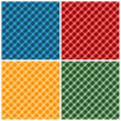 Royalty-Free Stock Vektorgrafik: Fabric pattern 2