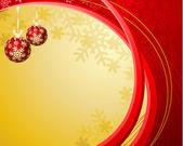Christmas & New-Year — Stock Vector