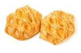 两个甜馅饼 — 图库照片