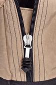 Zipper clasp — Stock Photo